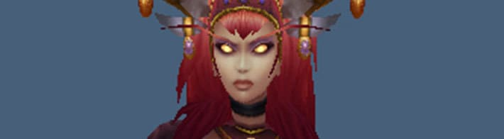 Alexstrasza – A Dragon Queen will be born