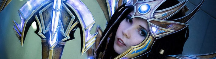 Into the Light – The Protoss Wizard