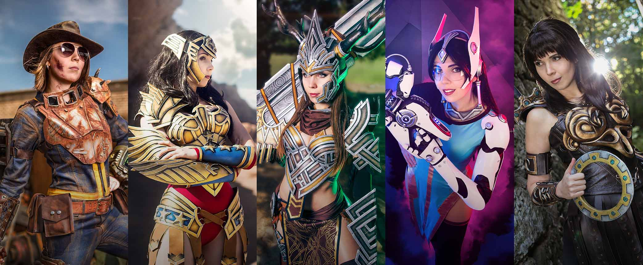 KamuiCosplay - Tutorials and Books for Foam and Worbla Cosplay Armor
