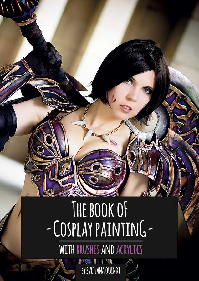 The-Book-of-Cosplay-Painting-Brushes-Acrylics