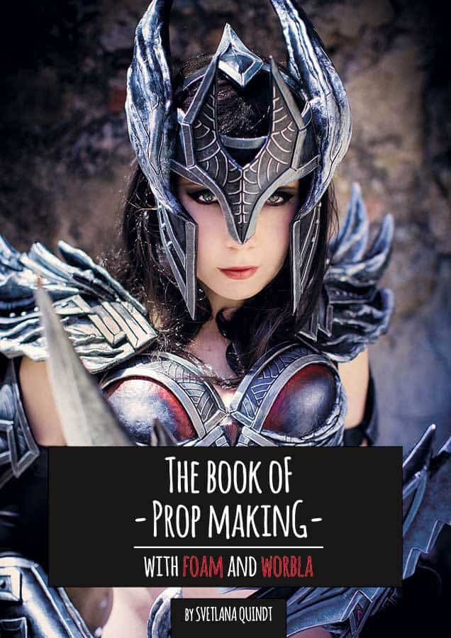The-Book-of-Cosplay-Prop-Making-Foam-Worbla