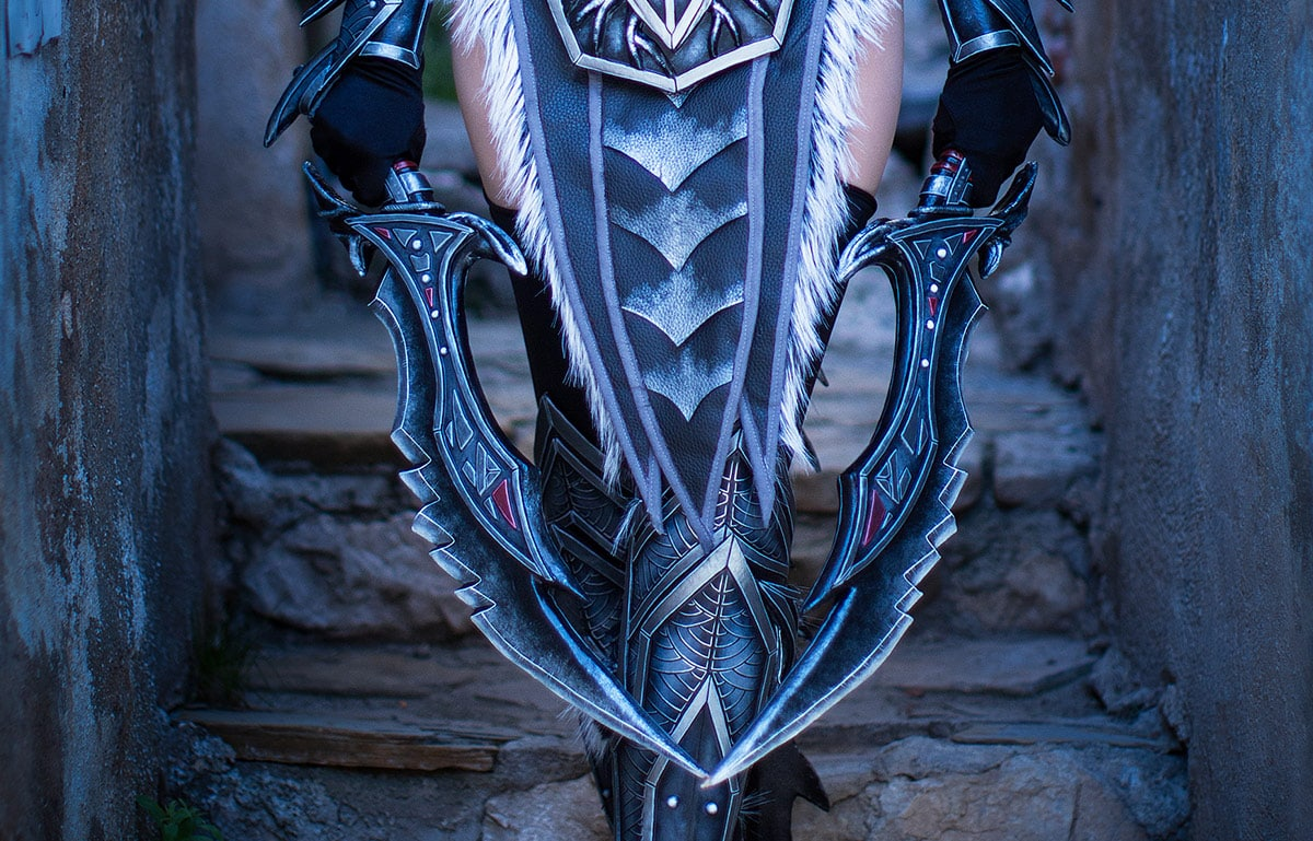 Skyrim – Daedric Swords | KamuiCosplay