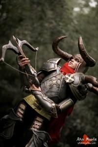 Morgothia Cosplay