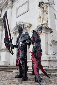 Hydra & Sylesia Cosplay