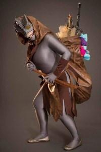 Inquisitor Aura Cosplay