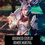 Printed_Advanced_Armor_Making_Helmets&Pauldrons_by_Kamui_Cosplay_1
