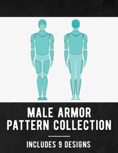 Male-Armor-Patterns-Collection-Kamui-Cosplay-Worbla-Foam