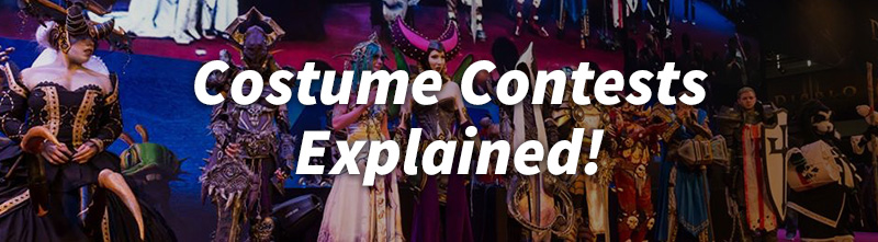 Costume contests explained!