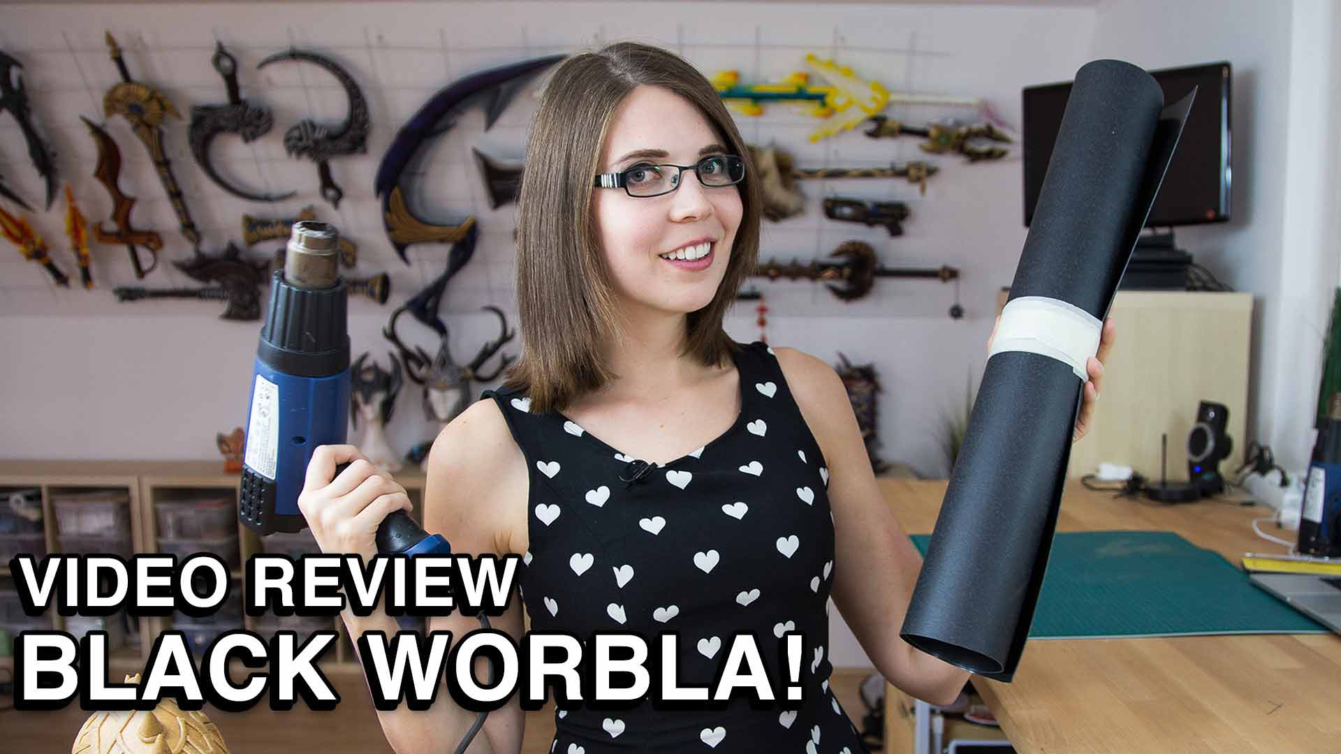 Black Worbla Review