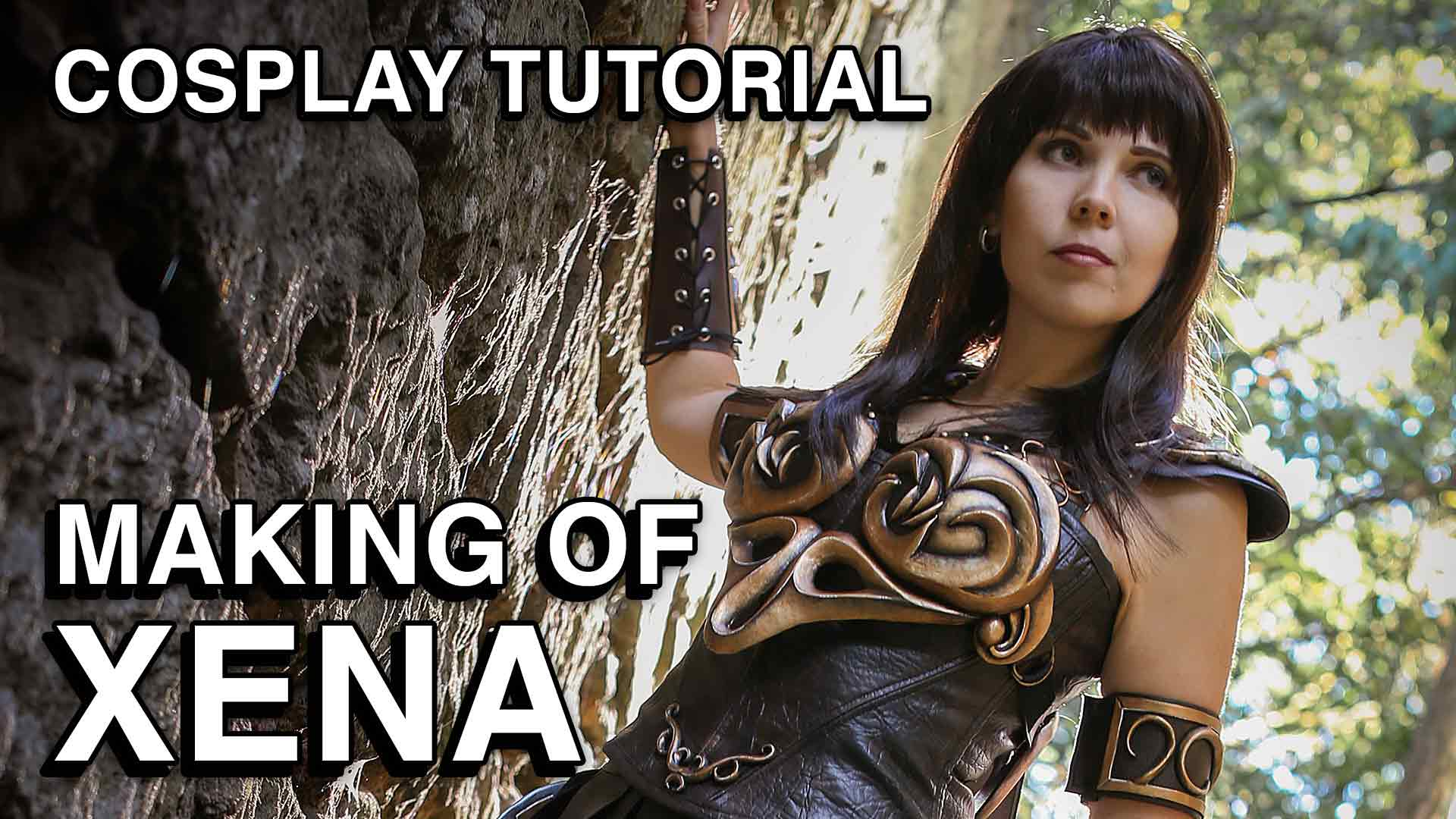 Making Of Xena