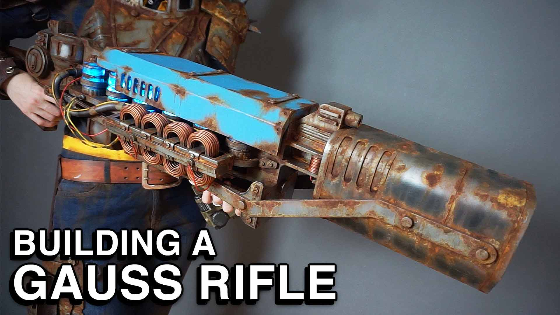 Building a Gauss Rifle