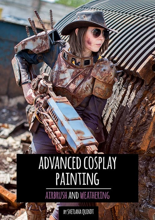 Advanced-Cosplay-Painting-Airbrush-Weathering