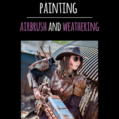 Advanced_Painting_Airbrush_and_Weathering_by_Kamui_Cosplay_Cover_Small