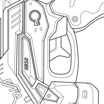 Overwatch_DVA_Gun_Blueprint