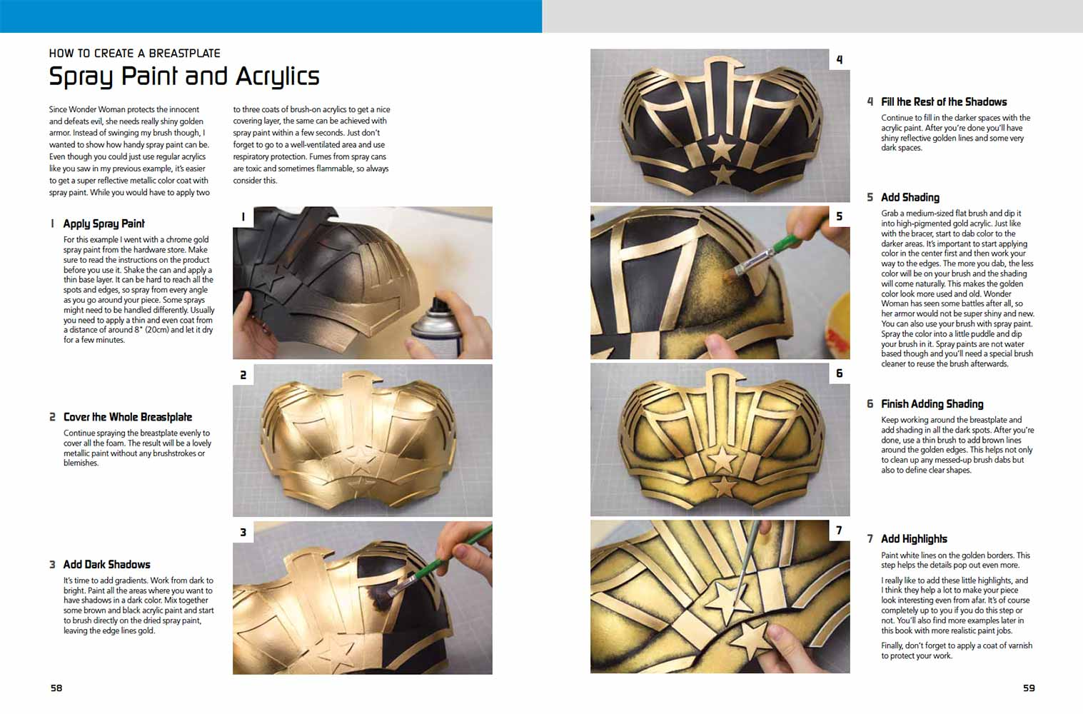 The Costume Making Guide - Armor and Props for Cosplay