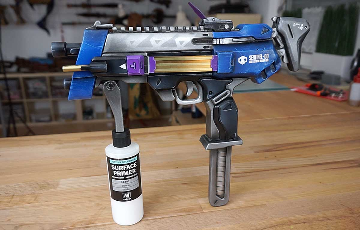 sombra machine pistol