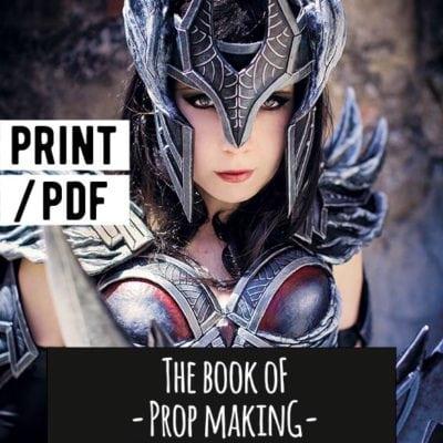 The-Book-of-Prop-Making-Foam-Worbla-Kamui-Cosplay