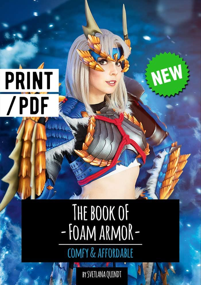 The Book of Foam Props - Lightweight & Affordable