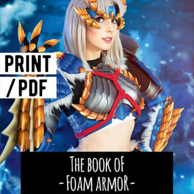 The_Book_of_Foam_Armor_Kamui_Cosplay_Shop