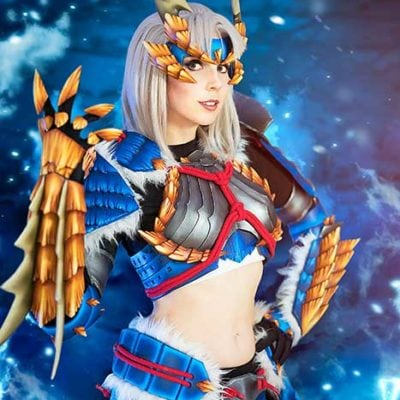 Kamui-Cosplay-Monster-Hunter-Zinogre-Signed-Print
