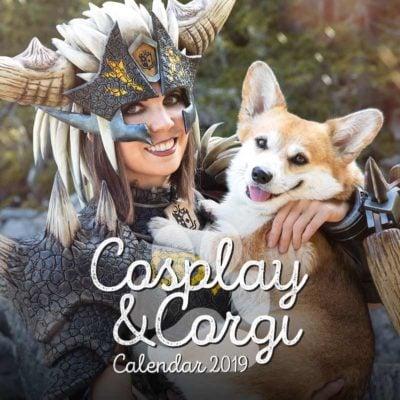 Cosplay_Corgi_2019_Calendar_Kamui_Cosplay_Cover