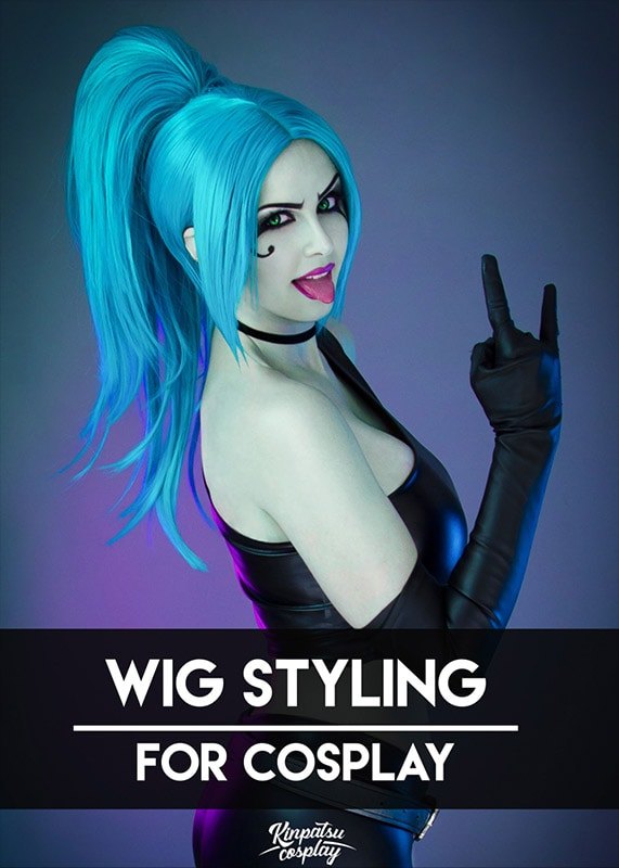 Wig Styling for Cosplay - DOWNLOAD|PDF - KamuiCosplay
