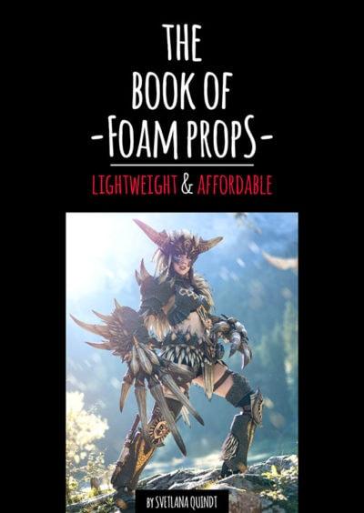 The_Book_of_Foam_Props_Kamui_Cosplay_ebook