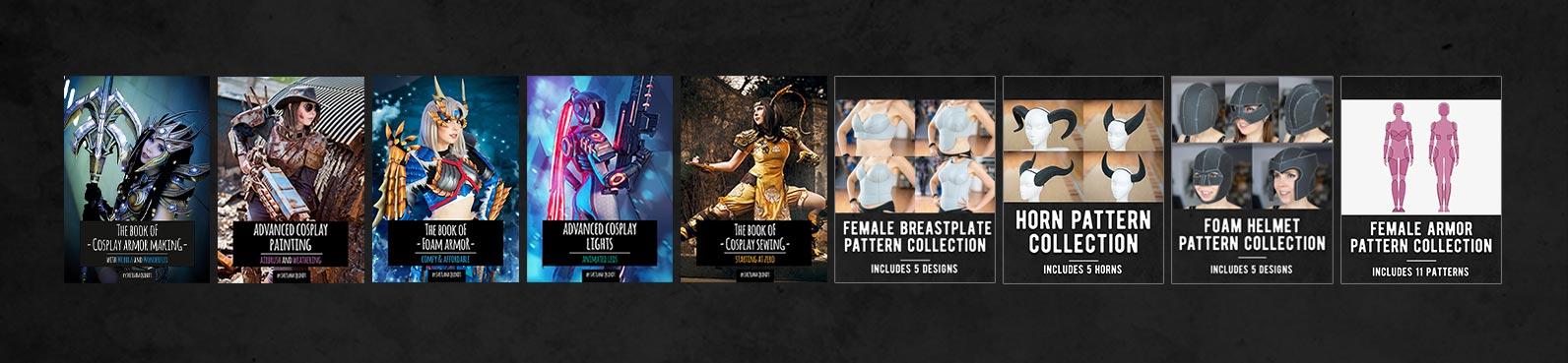 Kamui-Cosplay-Buy-my-Books-Armor-Patterns