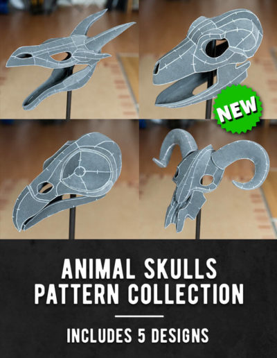009_Animal_Skulls_Pattern_Collection_by_Kamui