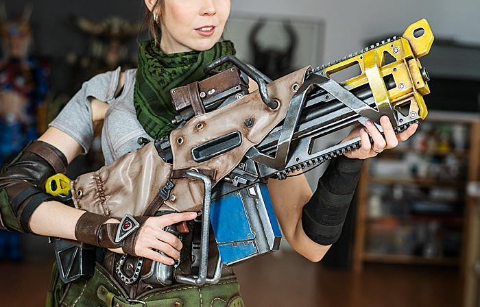 Kamui-Cosplay-Props-D.Va-Gun-EVA-Foam-Overwatch